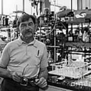 Henry Taube, Canadian-american Chemist Art Print
