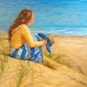 Her Sanctuary Art Print