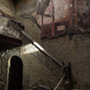 Herculaneum House Wall Art - Murals Mosaics And Arches Art Print