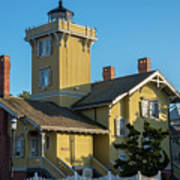 Hereford Inlet Lighthouse Art Print