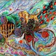Heritage Series #1. Lion Of Judah Art Print