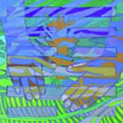 Hexagram 18-ku Art Print