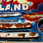 Hi-land Art Print