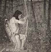 Hiawatha Art Print
