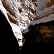 Hidden Canyon Art Print