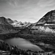 Hidden Lake Print by Jesse Estes