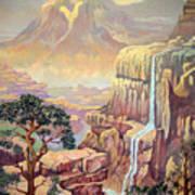 Hidden Southwest Geology  Art Print