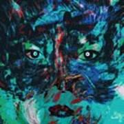 Hidding - The Psychology Of Art Art Print