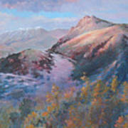High Country Weather Art Print