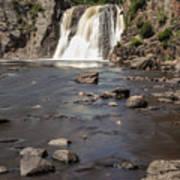 High Falls Of Tettegouche State Park 3 Art Print