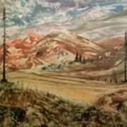 High Meadowland Art Print