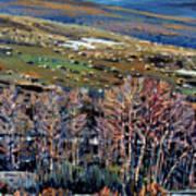 High Sierra Art Print