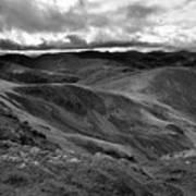 High Street Path, Lake District National Park, Cumbria Art Print