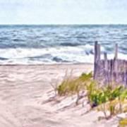 High Tides Art Print