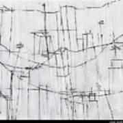 High Wires Art Print