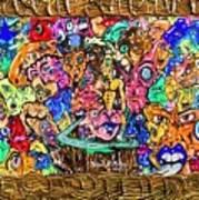 Highway Of Emotions Art Print