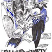 Highway Robbery American Style Art Print