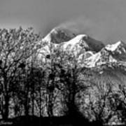 Himalaya ...the Trishul Peak Art Print