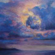 His Glory Art Print by Susan Jenkins