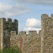 Historic Castle Art Print