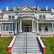 Historic Cone Manor Blue Ridge Parkway Art Print