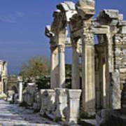 Historic Ephesus Art Print