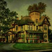 Historic Home Art Print