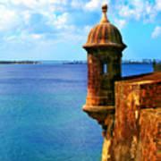 Historic San Juan Fort Art Print