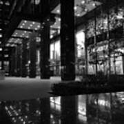 Historic Seagram Building - New York City Art Print