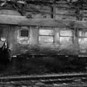 History Train Art Print