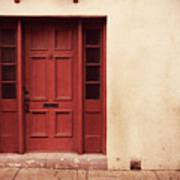 History's Doorway Art Print