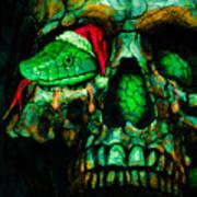 Ho, Ho, Ho...2 Art Print