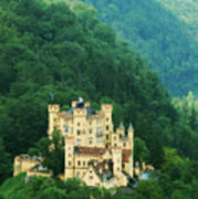 Hohenschwangau Castle 1 Art Print