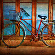 Hoi An Bike Art Print