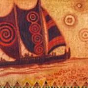 Hokulea 10 Art Print