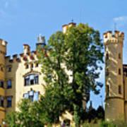 Holenschwangau Castle 2 Art Print