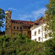 Holenschwangau Castle 3 Art Print