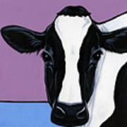 Holstein Art Print