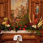 Holy Communion Art Print
