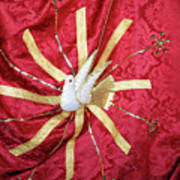 Holy Spirit Flag Art Print