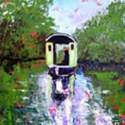 Homage To Monet Art Print