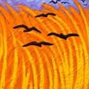 Homage To Vincent Van Gogh Print by John  Nolan