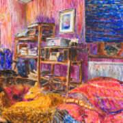 Home Alone Art Print