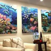 Home Decorations Art Print