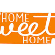 Home Sweet Home Tennessee Art Print