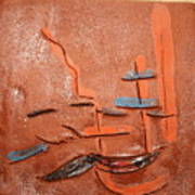 Homegal - Tile Art Print