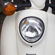 Honda Scooter Art Print