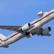 Honeywell 757 Engine Testbed N757hw Art Print