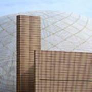Hong Kong Architecture 13 Art Print