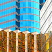 Hong Kong Architecture 6 Art Print